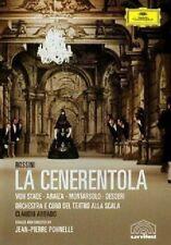 Abbado - Rossini: la Cenerentola Nuovo DVD