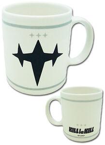 **Legit Cup** Kill La Kill Mittsu Hoshi Logo Authentic Ceramic Coffee Mug #42640