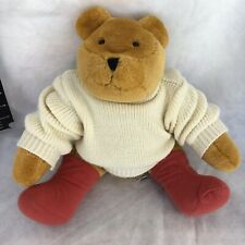 COLOUR BOX Teddy Bear By Peter Fagan UK Jointed Arms/Legs VHTF Collector MINT