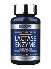 Scitec Lactase Enzyme - 100 Kapseln - Verdauung Laktoseintoleranz