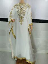 Dubái Árabe Marroquí Caftanes Abaya Farasha Vestido Elegante Largo Own Ms 2020