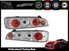 FEUX ARRIERE ENSEMBLE LTFI01 FIAT SEICENTO 600 1998-2010 CHROME