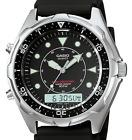 Casio Men's Vintage AMW320R-1EV Marine Analog-Digital Dive Watch preowned