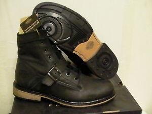 Harley davidson men's riding boots Kelby black size 8 us new