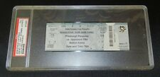 2008 STANLEY CUP FINALS GAME 6 TICKET STUB PSA AUTHENTIC RED WINGS WIN CUP