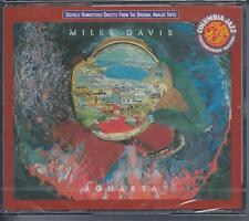 Miles Davis - Agharta (Live Recording, 2CD 1993) NEW/SEALED