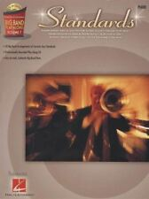 Standards Piano Big Band Play-Along Volume 7 Music Book/CD 10 Arrangements