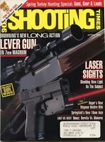 SHOOTING TIMES Magazine April 1991