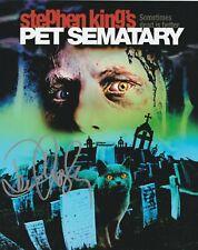 Denise Crosby Autograph 8x10 Photo Pet Sematary Signed COA 4