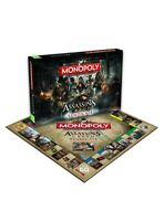 Monopoly Juego Mesa ASSASSIN'S Creed Syndicate Inglés Hasbro Monopoly