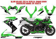 AMR Racing DECORO GRAPHIC KIT KAWASAKI zx-6r 636/10r/z-1000 SX Reaper B