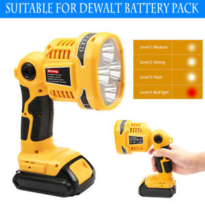 For Dewalt DCL040N 45° Rotating Head 18V XR Li-ion LED Pivot Light/Torch-BODY