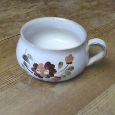 Denby SERENADE breakfast cup