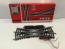 Jouef 4848 HO Gauge 22 Degree Double Slip Steel Rails