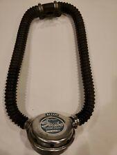 New listing Vintage Healthways Scuba DeLuxe double hose regulator #415
