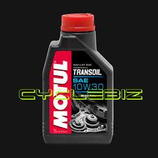 Motul TRANSOIL SAE 10W-30 Mineral Transmission Oil - 1 Liter - 105894