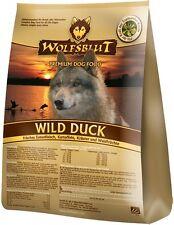 Wolfsblut Wild Duck 15 Kg Inkl. Gratis Vogelhaus