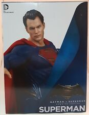 "DC Collectables Batman V Superman SUPERMAN 16.5"" Statue ~ NEW ~ UNOPENED ~"