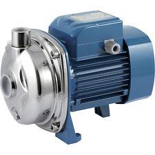Pedrollo Centrifugal SS Water Pump-2853GPH, 1HP, 230V, Model AL-RED135m
