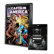 5 Max Pro Current / Modern Comic Book Showcases Wall Mountable Display Frame