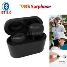 HV-358 Pro TWS Wireless Bluetooth5.0 Headphone Invisible Earphone Handsfree Z6N2