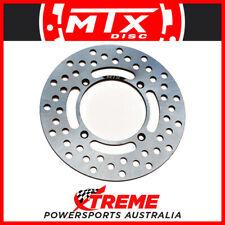 MTX Brake Rotor Rear Suzuki Rm80 1990-2001 MDS03028