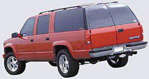 Fits 88-98 Chevy GMC C/K Truck SUV Street Scene Urethane Fender Flares 950-55200