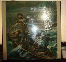 "ROSSINI ""William Tell"" 5 LP, MINT / SEALED, LAMBERTO GARDELLI, Angel SEL 3793"