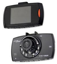 Telecamera auto schermo 2,4'' HD Dash cam G Sensor visione notturna 170° SD USB