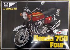 MPC Honda 750 Four 1/8 Scale Model Kit - Retro Deluxe Reissue - #MPC827/12