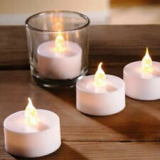 Flameless LED Candle Battery Operated Tea Light Flickering Wedding Christmas