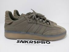 Adidas Samba Boost RM Simple Brown Athletic Soccer D98160 Mens Size 9.5