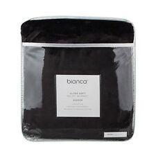 Bianca 350GSM Ultra Soft Velvet Blanket- All Sizes