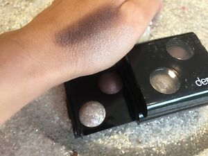 DEBBY Duo Blush A Eyelids Ultra Beaded Sublime Gradient Of Brown And Beaded