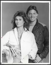 ~ Kate Jackson of Charlie's Angels Original 1980s Photo Scarecrow and Mrs. King