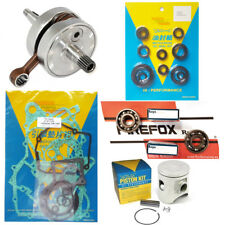 Honda CR125 1998 - 1999 53.96mm Mitaka Engine Rebuild Kit - Crank Piston Gaskets