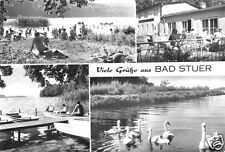 AK, Bad Stuer Kr. Röbel, Am Plauer See, vier Abb., 1983