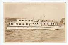 Lady Adriana London Wrecked 1957 Published 1956 Central Fotopersbureau Rotterdam