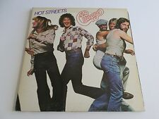 Chicago Hot Streets LP 1978 Columbia Gatefold Vinyl Record