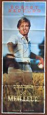 Affiche LE MEILLEUR The Natural ROBERT REDFORD Baseball 60x160cm *