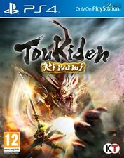 Toukiden Kiwami PS4 * NEW SEALED PAL *