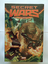 COFFRET PANINI COMICS MARVEL SECRET WARS N°4 NEUF EMBALLE COLLECTOR RARE
