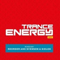 REORDER VS. SVENSON & GIELEN - TRANCE ENERGY 2017  2 CD NEU