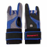 Bowling Ball Handschuhe Handgelenkstütze Brunswick Grip All Glove X, S-XXL