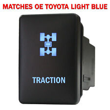 Push switch 933NB 12volt For Toyota OEM TRACTION Tacoma LED NEW BLUE