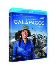 Blu Ray Liz Bonnin Presents Galapagos BBC Documentary Blu Ray Disc