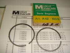 fasce piston ring kobelring Minarelli 50 Piaggio mm 42,8 Ah 1,5 AC codice A247S