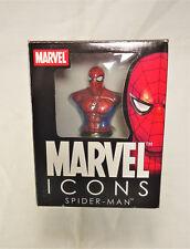 Marvel Icons SPIDER-MAN Statue Bust Ltd. Ed. 1716/5000
