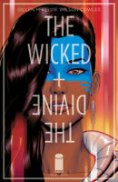 The Wicked & The Divine #5 CVR A 2014 Image Comics NM-