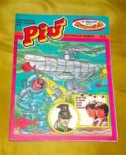 PIU' E IL SUO GIOCO N.6 SETTIMANALE EDITORIALE DOMUS '80